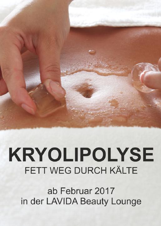 Kryolipolyse-Behandlung - 10 Behandlungen - 3 Monate Laufzeit